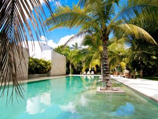 Beautiful, large and modern townhouse in Tulum