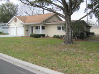 Florida ranch style home on a golf course., Casselberry