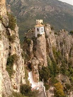 Guadalest Tower