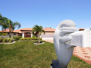 Villa EarlySunset, Gulf access, Pool and Spa, Boat, Cape Coral