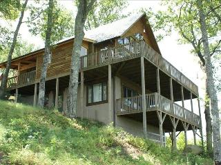280* Panoramic Mtn Views 3000 Ft Graybuck Lodge, Lake Lure