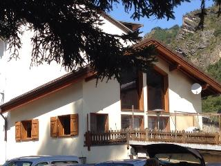 Les Trois Vallees Holiday Ski Lodge to rent, Brides-les-Bains