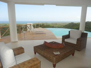 Superb villa for 6 people with view of the ocean, Las Terrenas