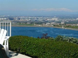 unobstructed  mountain, water and lights view home, Newport Beach