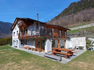 CHALET LES RIVES, Le Chable