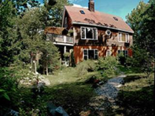 Maine Island Vacation Home Permaculture Site, Peaks Island