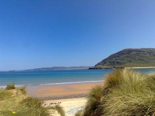 On the Beach at Tullagh Bay, Clonmany