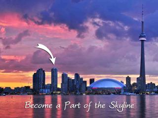Fully Furnished Waterfront Condo * 46th Floor* 1yr, Toronto