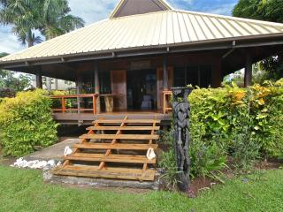 Private Bungalow and magic sunsets on Taveuni, Matei