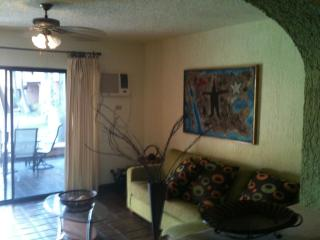 Comfortable 2 bedroom ground level condo, San José Del Cabo