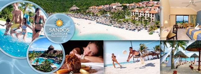 5-Star Sandos Playacar Beach Resort and Spa