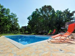 Holiday home with private swimming pool in Croatia, Kotlenice
