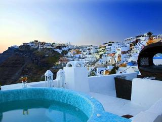 Santorini Luxury Holiday Blue Angel Villa/4 2030, Fira