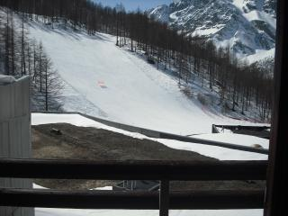 5 beds comfortable apartment in front of slopes, Breuil-Cervinia