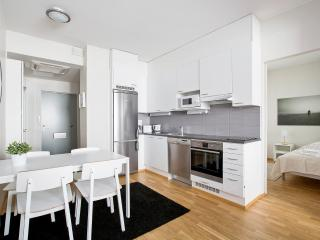 Two-bedroom apartment with sauna, Turku