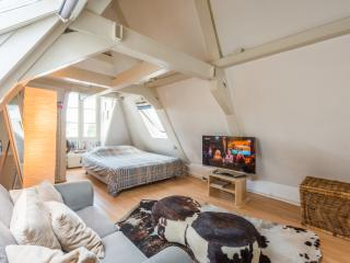 Canal loft  with terrace, Amsterdam