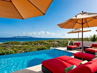 Situated on Dropsey Bay, this private retreat encourages you to interact with the serenity of nature. RIC TEQ, Anguilla