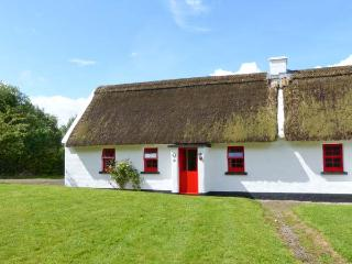 NO. 10 TIPPERARY THATCHED COTTAGE, semi-detached, garden with private seating, WiFi, pet-friendly, in Puckane, Ref 916416, Coolbawn