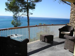A paradise on the shores with direct access to the, Zoagli