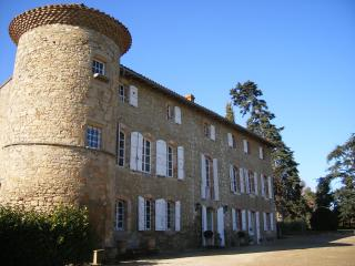Hopkins gite at Chateau de Montoussel, Toulouse