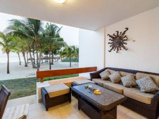 Casa Colorado (5130) - Step off the Terrace and Right onto the Sand, Cozumel