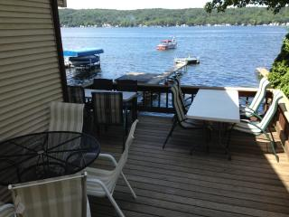 Conesus Lake, NY  5 Bedroom Lake House