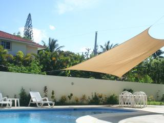 Beach one-bedroom apartment with a/c #6, Puerto Plata