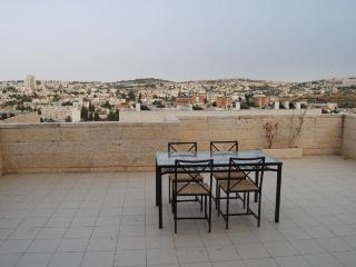 Sunset View--rent It As 1-6 Bedrooms, Jerusalem