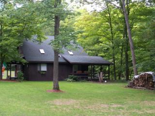 Quiet House in the woods near Ithaca, NY, Spencer