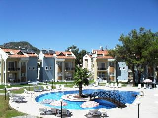 Hisar gardens apartment with 2 Beds in Hisaronu