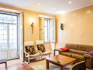 Rossio Deluxe 3bedrooms in historic center, Lisbon