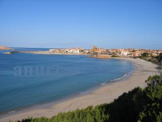 Sardinia:Isola Rossa-Let house 30m from the beach