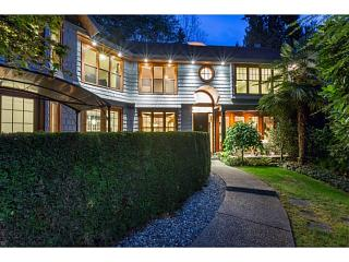 Architecturally Designed Home, West Vancouver