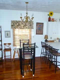 Dining area- partial view