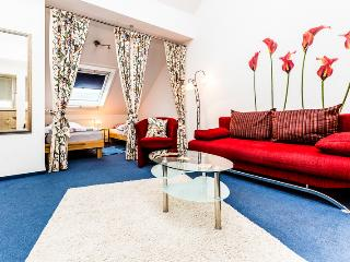 46 Light-flooted apartment in Cologne Merheim, Colonia
