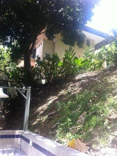 Country  two story Villa with a Caribbean Sea View, Ponce