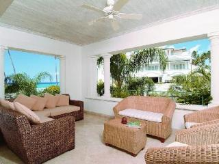 Ocean view The Palms at Schooner Bay steps to the beach with luxe amenities access, Speightstown