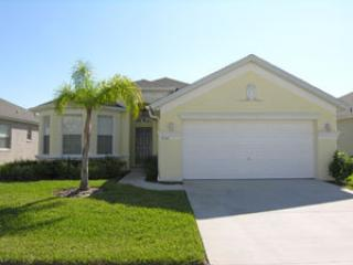 FuntasticFlorida villa south facing pool, Haines City