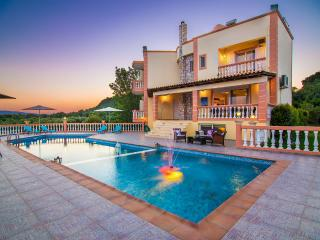 A luxury seafront villa with natural surrounding, Chania