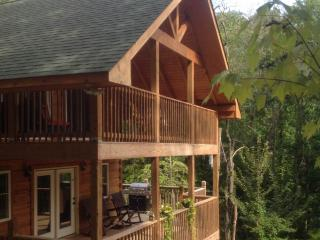 Log Cabin in Smokies Pet Friendly free Wifi, Sevierville
