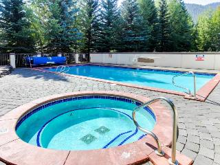 Year-round pool & walk to lifts!, Ketchum