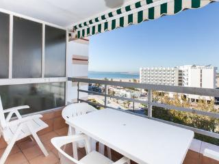 [1] Spacious apartment with a view of the beach !, El Puerto de Santa María