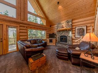Spring - Summer Specials! Picturesque Log Cabin on 5 Private Acres!  5BR|3BA!, Cle Elum