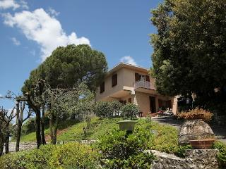 Big panoramic Villa for Big group near city & lake, Corciano