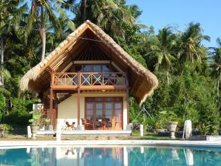 Cottage Sawah new, 14m pool, breakfast, Candidasa