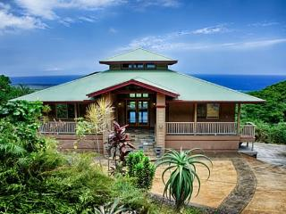 Kona Palace on Napoopoo Rd built in 2008, Captain Cook