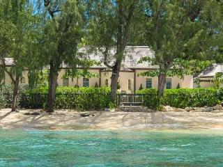 Pink Cottage - Peacefully secluded Villa on the beach with pool on Heron Bay private estate, Porters