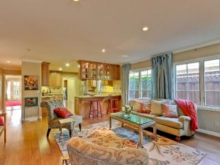 Well-Appointed Spanish Style Retreat, Menlo Park