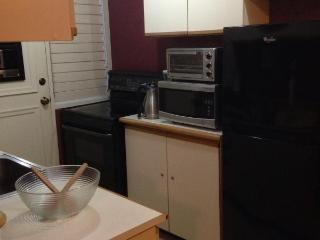 COZY 1BDR with balcony and parking, Kingston
