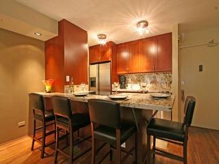 Four Paddle one bedroom with gourmet kitchen, washer/dryer, WiFi and parking!, Honolulu